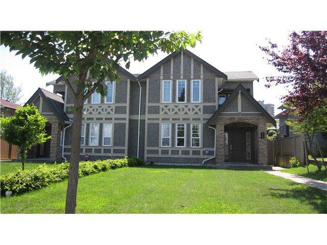 Main Photo: 4776 SHEPHERD ST in Burnaby: Forest Glen BS 1/2 Duplex for sale (Burnaby South)  : MLS®# V1068290