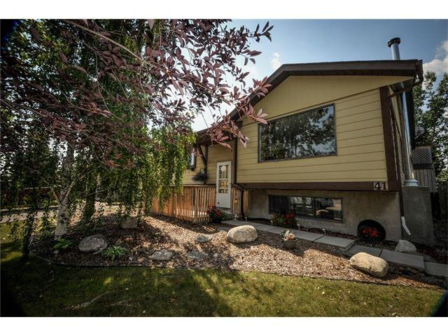 Main Photo: 41 GLENDALE WY: Cochrane House for sale : MLS®# C4026593
