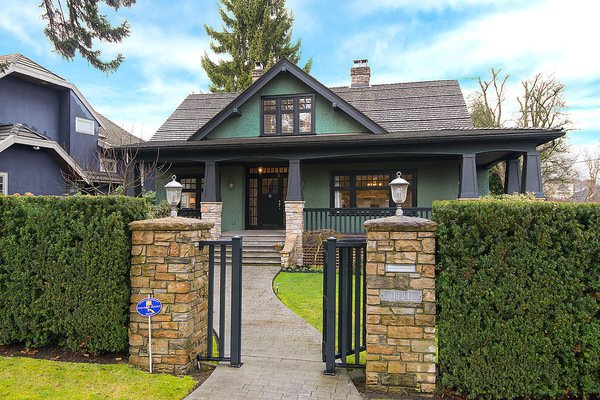 Main Photo: 1121 Connaught Drive in Vancouver: Vancouver West House for sale (Shaughnessy)  : MLS®# R2030328