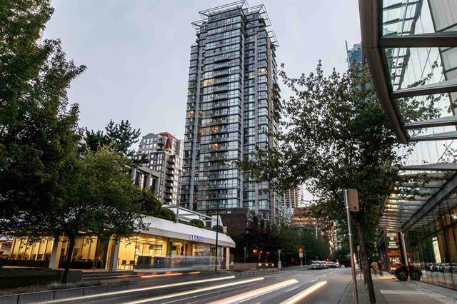 Main Photo: #1007 - 1068 HORNBY ST in VANCOUVER: Downtown VW Condo for sale (Vancouver East)  : MLS®# R2289814