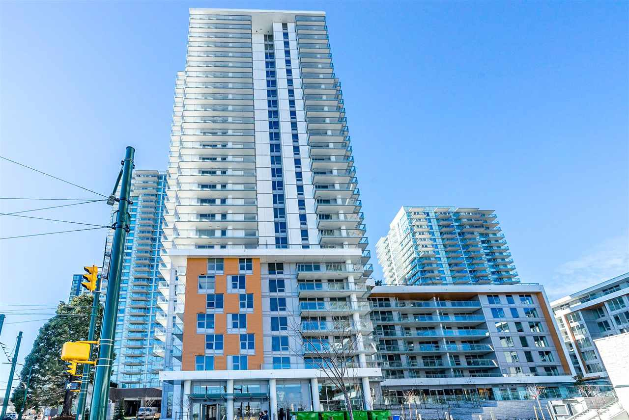 "Main Photo: 509 455 SW MARINE Drive in Vancouver: Marpole Condo for sale in ""W1-West Tower"" (Vancouver West)  : MLS®# R2394082"