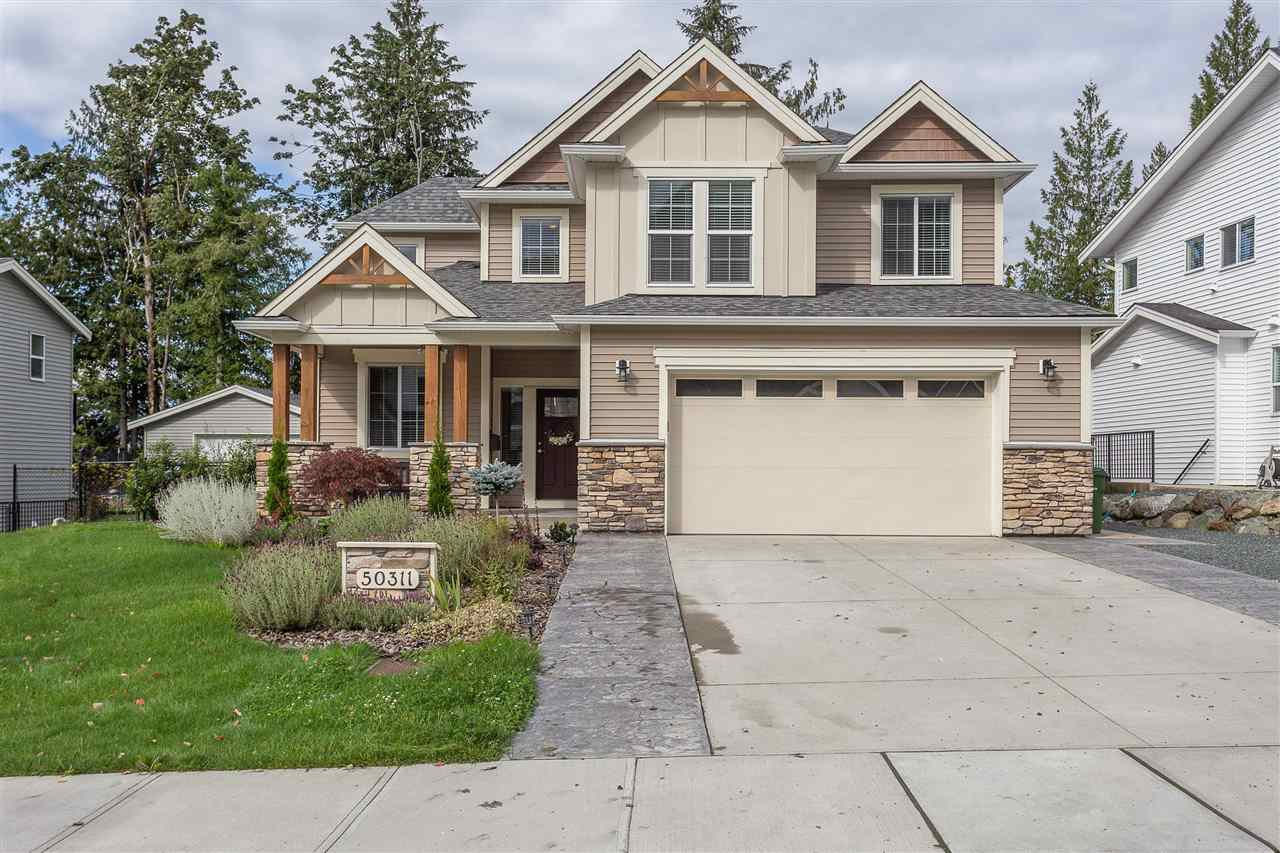 "Main Photo: 50311 SIENNA Avenue in Chilliwack: Eastern Hillsides House for sale in ""Elk Creek"" : MLS®# R2406925"