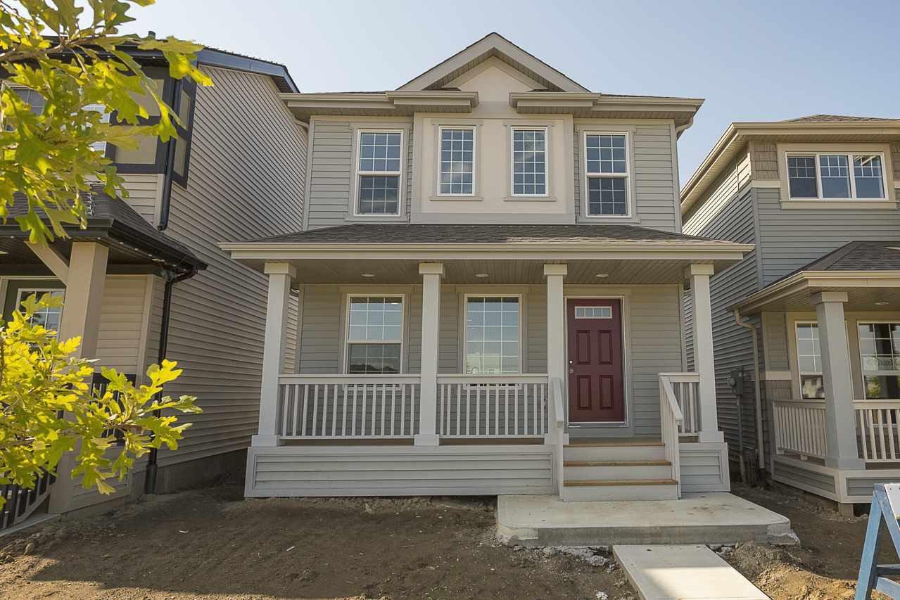 Main Photo: 1233 CHAPPELLE Boulevard in Edmonton: Zone 55 House for sale : MLS®# E4174461