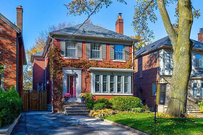 Main Photo: 100 Airdrie Road in Toronto: Leaside House (2-Storey) for sale (Toronto C11)  : MLS®# C4620075