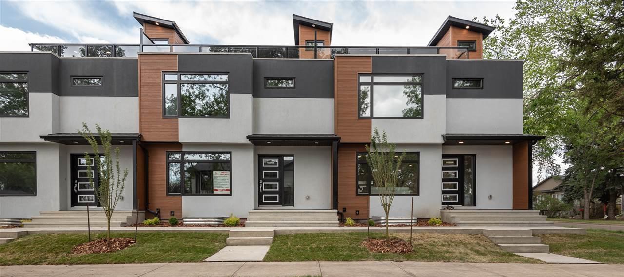 Main Photo: 12206 117 Avenue in Edmonton: Zone 07 Townhouse for sale : MLS®# E4183904