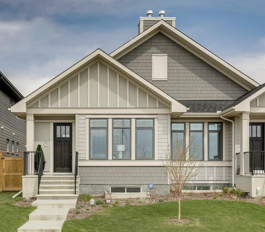 Main Photo: 60 MAHOGANY Garden SE in Calgary: Mahogany Semi Detached for sale : MLS®# C4295296