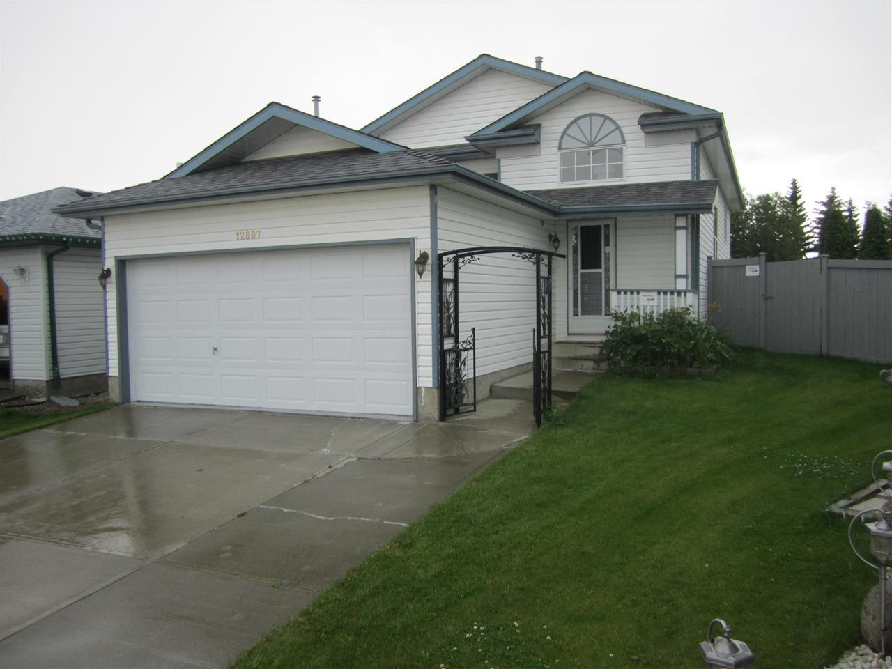 Main Photo: 12807 149 Avenue in Edmonton: Zone 27 House for sale : MLS®# E4206214