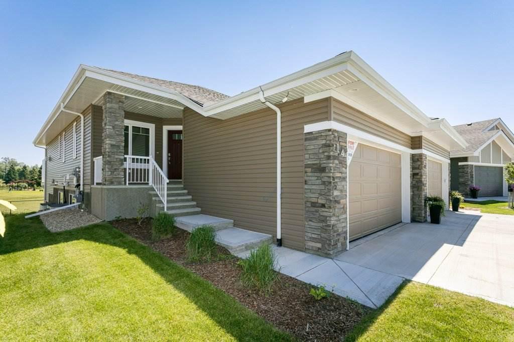 Main Photo: 14 50 LEGACY Terrace: St. Albert House Half Duplex for sale : MLS®# E4215480