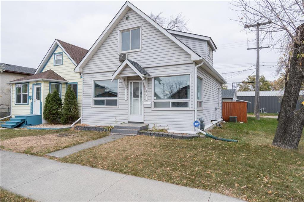 Main Photo: 279 Forrest Avenue in Winnipeg: West Kildonan Residential for sale (4D)  : MLS®# 202026241