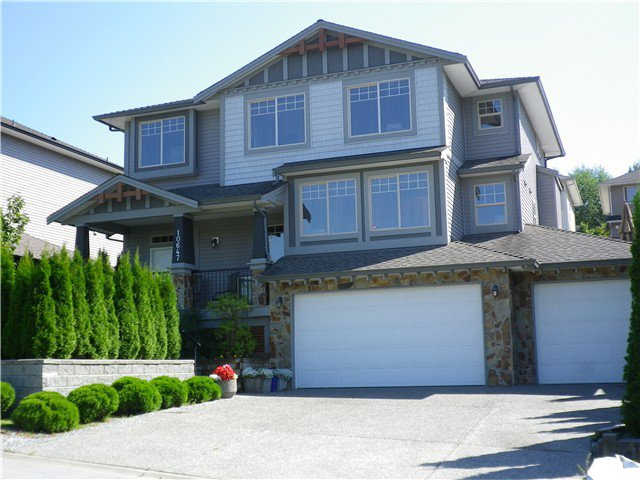 "Main Photo: 10647 KIMOLA Way in Maple Ridge: Albion House for sale in ""UPLANDS"" : MLS®# V975020"