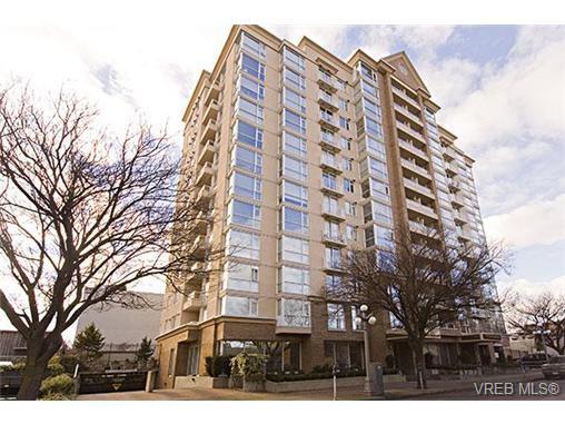Main Photo: 502 835 View St in VICTORIA: Vi Downtown Condo for sale (Victoria)  : MLS®# 500932