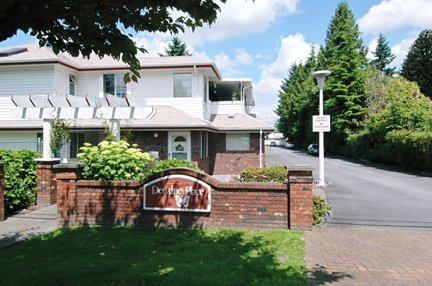 """Main Photo: 19 22128 DEWDNEY TRUNK RD in Maple Ridge: West Central Townhouse for sale in """"DEWDNEY PLACE"""" : MLS®# V598728"""