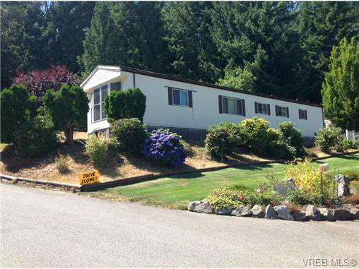 Main Photo: 40 3640 Trans Canada Hwy in COBBLE HILL: ML Cobble Hill Manufactured Home for sale (Malahat & Area)  : MLS®# 680701