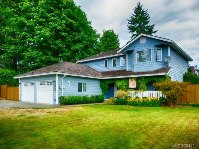 Main Photo: 154 REDONDA Way in CAMPBELL RIVER: CR Campbell River South House for sale (Campbell River)  : MLS®# 681131