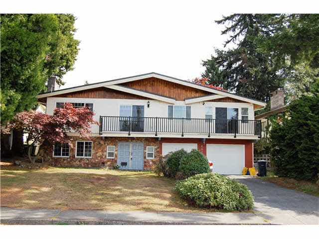 Main Photo: 687 Macintosh Street in Coquitlam: House  : MLS®# V1143222