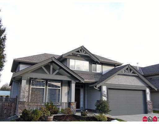 Main Photo: 9086 202B Street in Langley: Walnut Grove House  : MLS®# F2702272