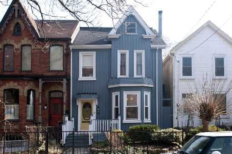 Main Photo: 311 Sumach St, Toronto, Ontario M5A3K4 in Toronto: Semi-Detached for sale (Cabbagetown-South St. James Town)  : MLS®# C2318471