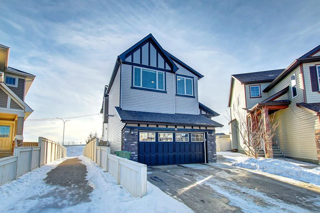 Main Photo: 95 MORNINGSIDE Mews SW: Airdrie Detached for sale : MLS®# C4282710