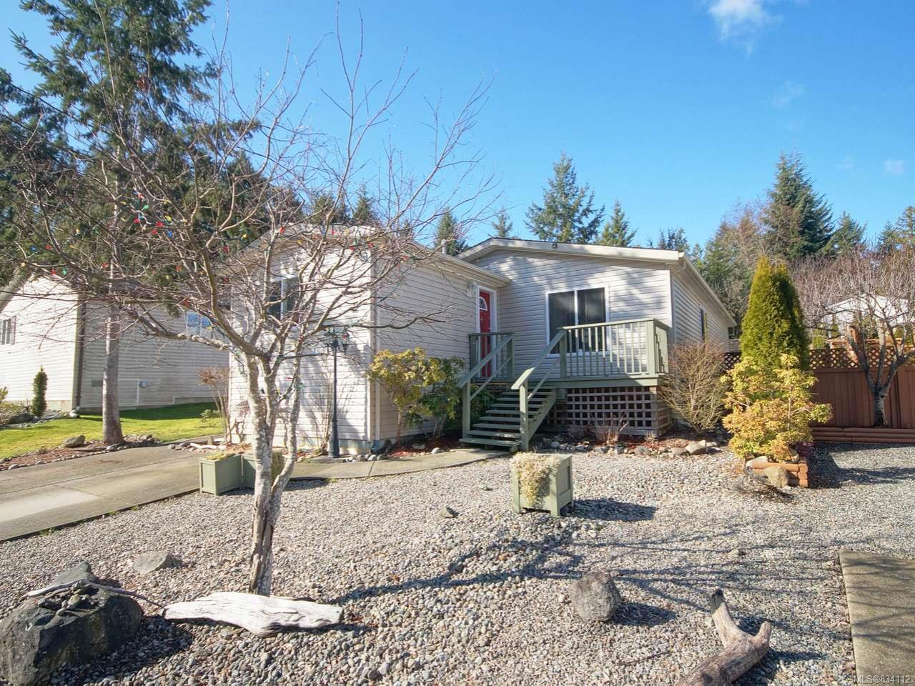 Main Photo: 110 1391 PRICE ROAD in PARKSVILLE: PQ Errington/Coombs/Hilliers Manufactured Home for sale (Parksville/Qualicum)  : MLS®# 834112