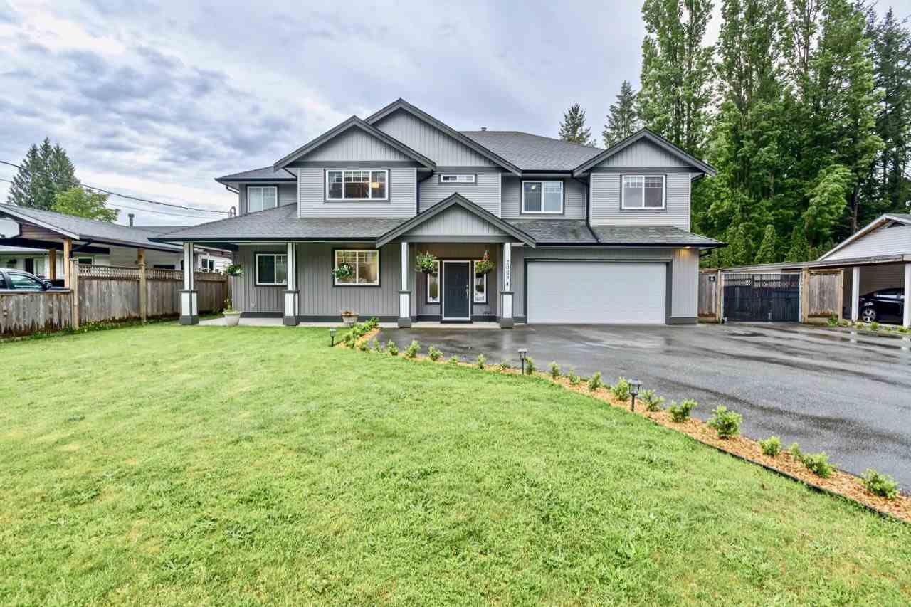 Main Photo: 20874 CAMWOOD Avenue in Maple Ridge: Southwest Maple Ridge House for sale : MLS®# R2456758