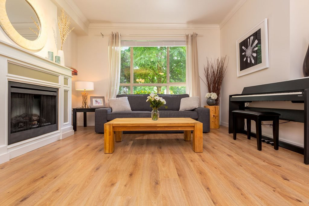 """Main Photo: 140 2738 158 Street in Surrey: Grandview Surrey Townhouse for sale in """"CATHEDRAL GROVE"""" (South Surrey White Rock)  : MLS®# R2470680"""