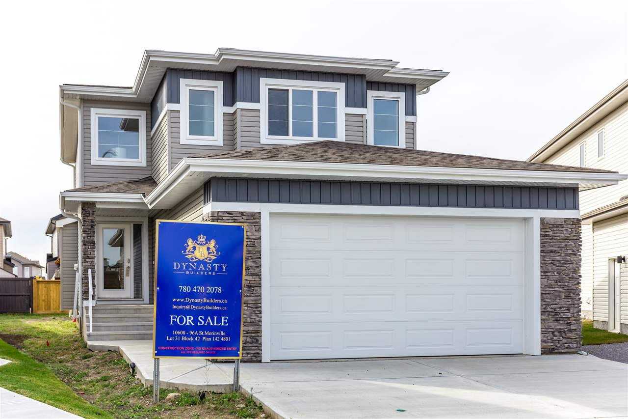 Main Photo: 10608 96A Street: Morinville House for sale : MLS®# E4215367