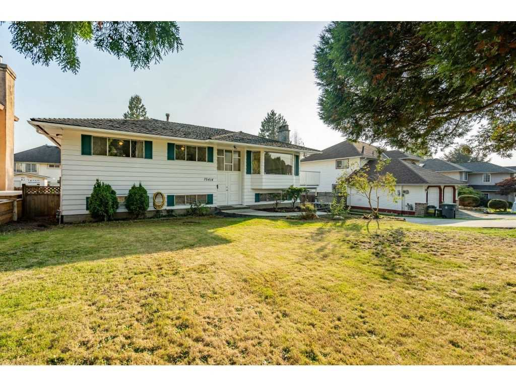 Main Photo: 15414 82 Avenue in Surrey: Fleetwood Tynehead House for sale : MLS®# R2505501
