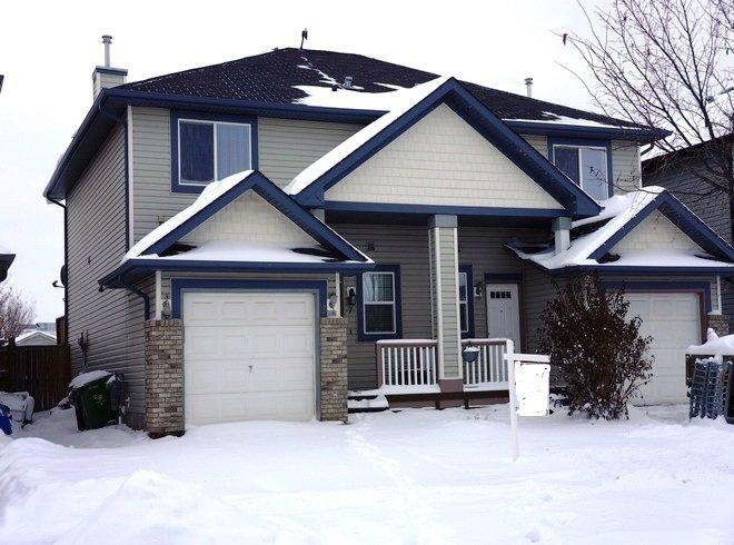 Main Photo: 7 GALLOWAY Wynd: Fort Saskatchewan House Half Duplex for sale : MLS®# E4220110