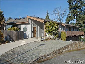 Main Photo: 1242 Astra Pl in VICTORIA: SE Maplewood Single Family Detached for sale (Saanich East)  : MLS®# 601419