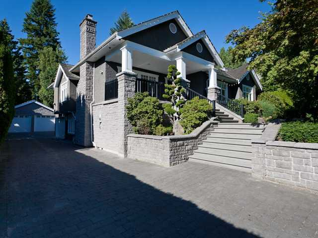 Main Photo: 8075 GOVERNMENT Road in Burnaby: Government Road House for sale (Burnaby North)  : MLS®# V965474