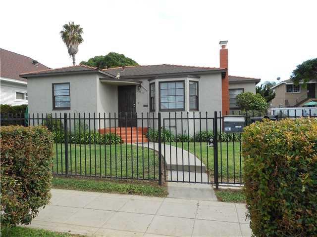 Main Photo: SAN DIEGO Property for sale: 3041-43 K Street
