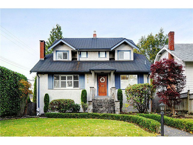"Main Photo: 3585 W 31ST Avenue in Vancouver: Dunbar House for sale in ""DUNBAR"" (Vancouver West)  : MLS®# V978491"