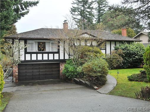 Main Photo: 4901 Sea Ridge Drive in VICTORIA: SE Cordova Bay Single Family Detached for sale (Saanich East)  : MLS®# 320849