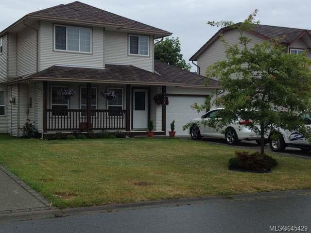 Main Photo: 2055 Arnason Rd in CAMPBELL RIVER: CR Willow Point House for sale (Campbell River)  : MLS®# 645429