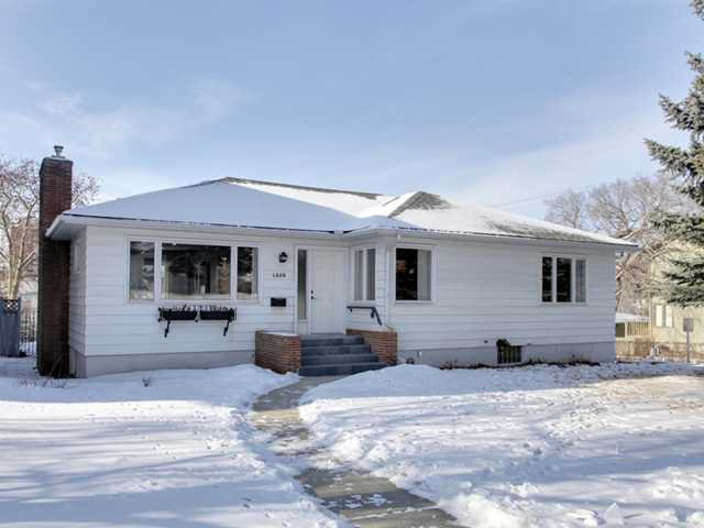 Main Photo: 1339 7A ST NW in CALGARY: Rosedale House for sale (Calgary)  : MLS®# C3605892