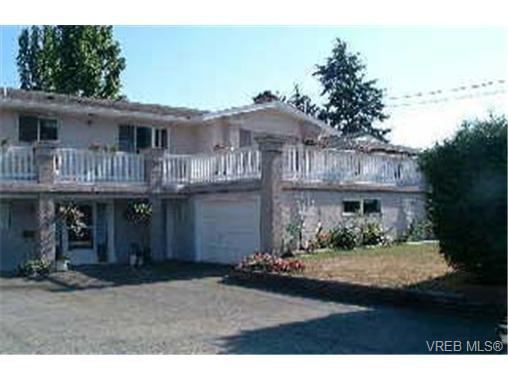Main Photo: 2763 Ronald Road in VICTORIA: La Glen Lake Strata Duplex Unit for sale (Langford)  : MLS®# 158126