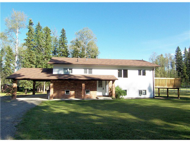 "Main Photo: 8912 W SYKES Road in Prince George: Gauthier House for sale in ""WESTERN ACRES"" (PG City South (Zone 74))  : MLS®# N239549"