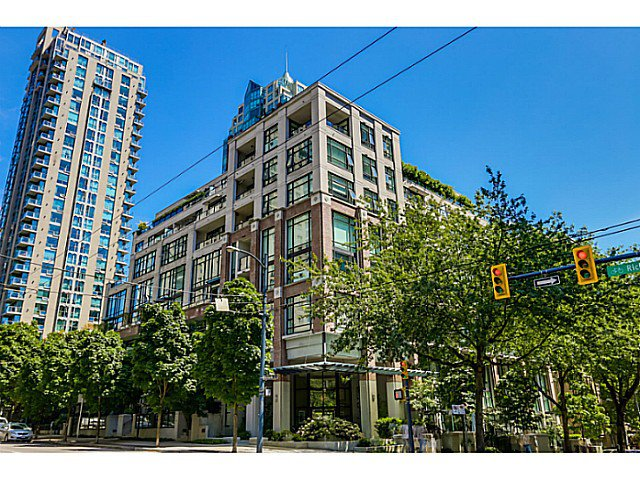 Main Photo: # 306 988 RICHARDS ST in Vancouver: Yaletown Condo for sale (Vancouver West)  : MLS®# V1128776