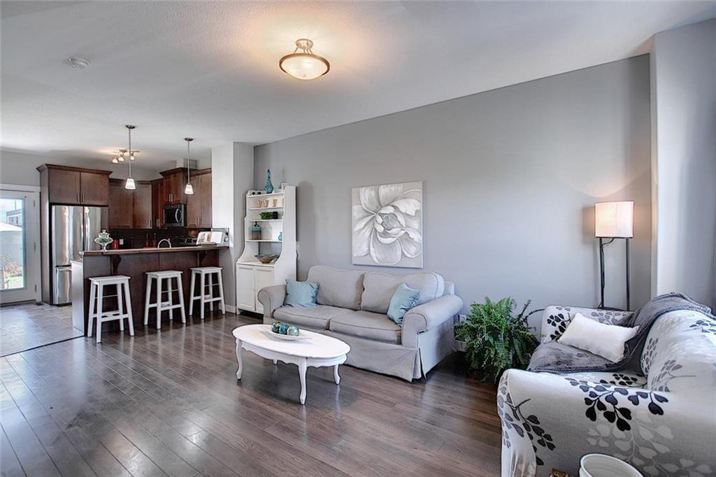 Main Photo: 257 Ranch Ridge Meadow: Strathmore Row/Townhouse for sale : MLS®# C4295483