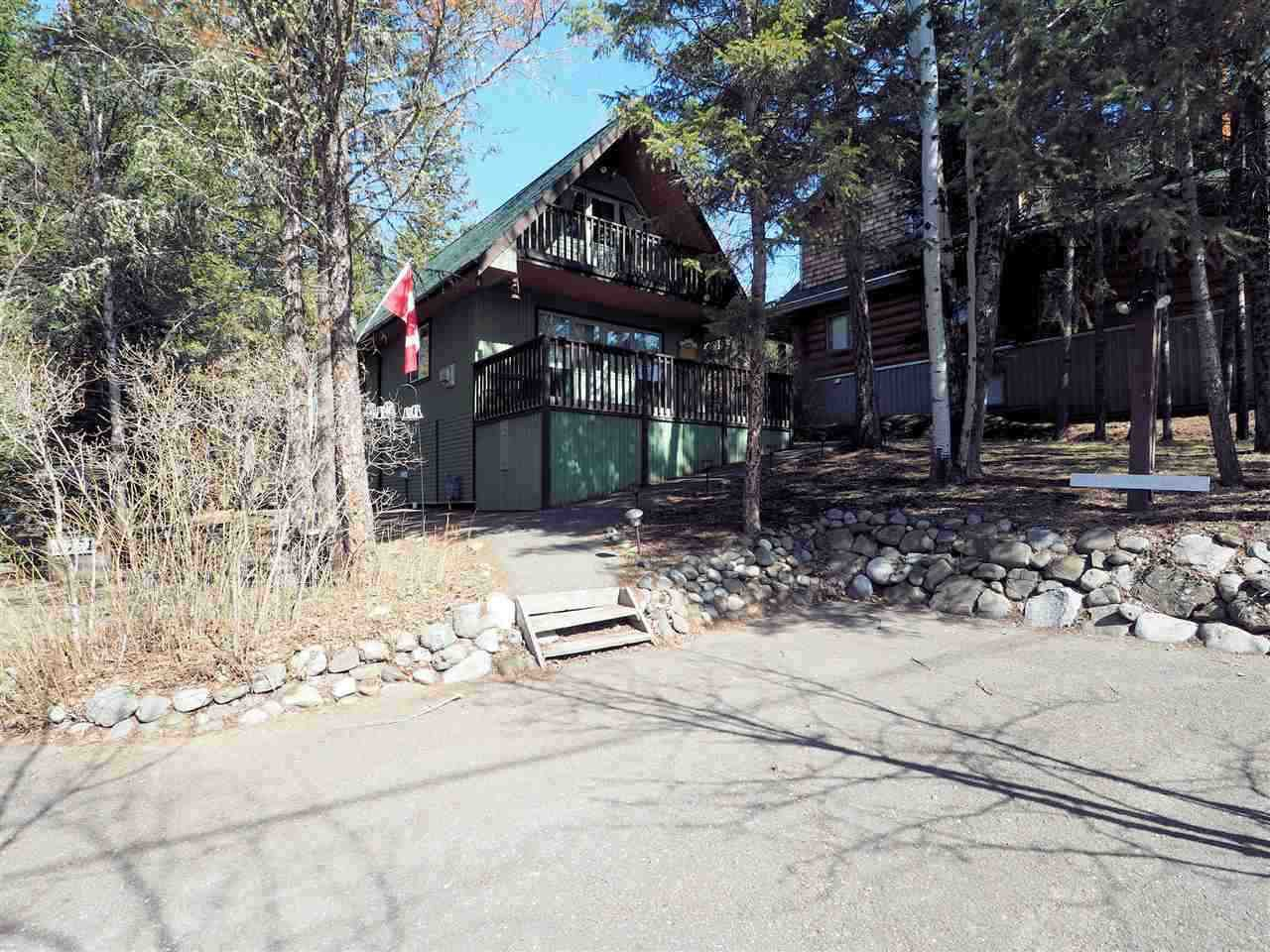 Main Photo: 3751 EMERALD Crescent: Lac la Hache House for sale (100 Mile House (Zone 10))  : MLS®# R2464597