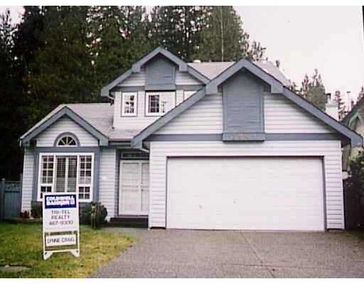 Main Photo: 3941 AMBLESIDE CS in Port Coquiltam: Oxford Heights House for sale (Port Coquitlam)  : MLS®# V579657