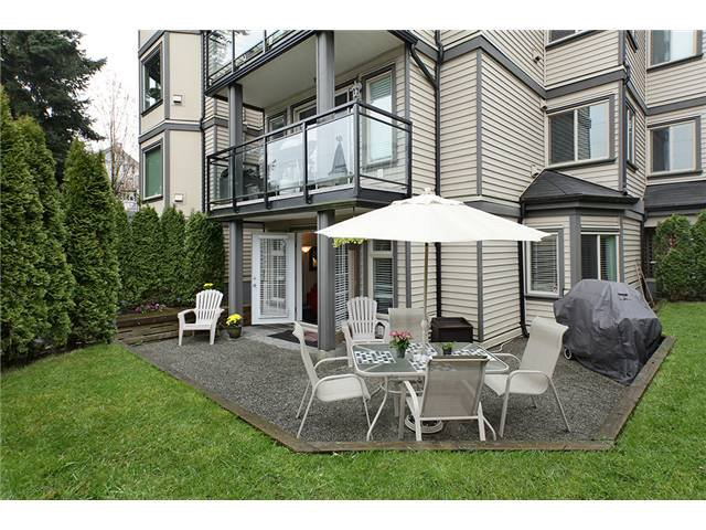 Main Photo: # 103 2709 VICTORIA DR in Vancouver: Grandview VE Condo for sale (Vancouver East)  : MLS®# V1002940
