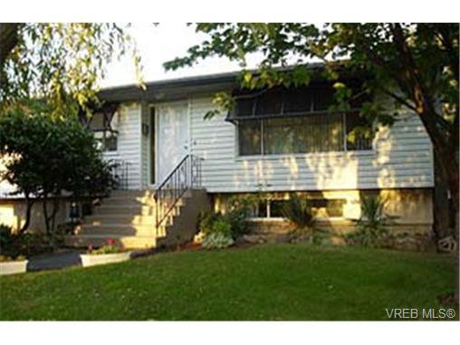 Main Photo: 3901 Ansell Rd in VICTORIA: SE Mt Tolmie House for sale (Saanich East)  : MLS®# 294930