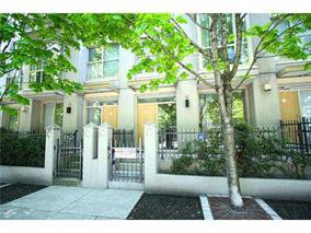 Main Photo: TH17 969 Richards Street in Vancouver: Downtown VW Townhouse for sale (Vancouver West)  : MLS®# V889266