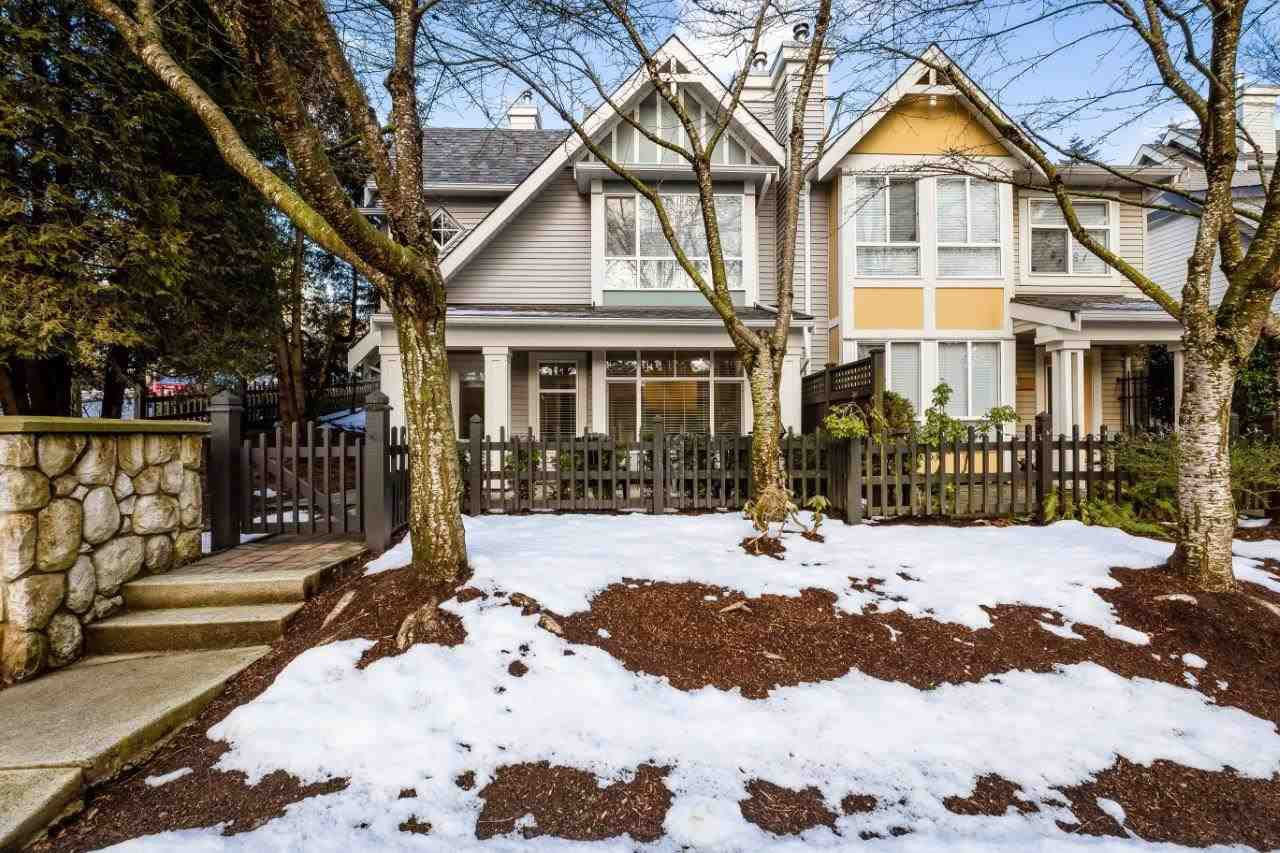 Main Photo: 6813 Prenter Street in Burnaby: Highgate Townhouse for sale (Burnaby South)  : MLS®# R2341825