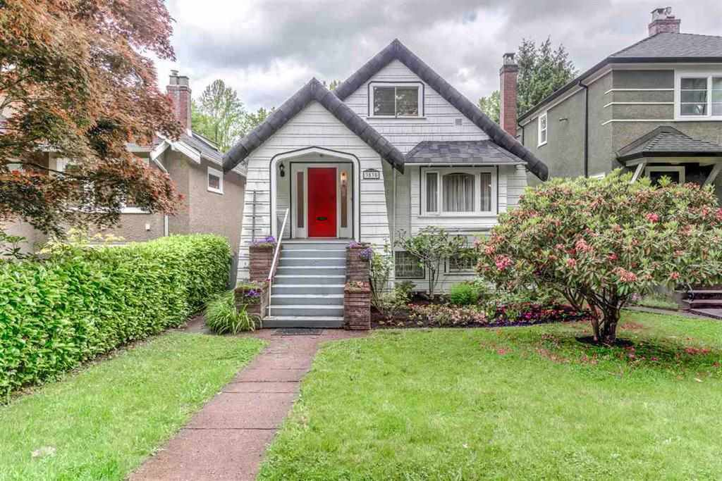Main Photo: 3535 W 11TH AVENUE in : Kitsilano House for sale : MLS®# R2185178