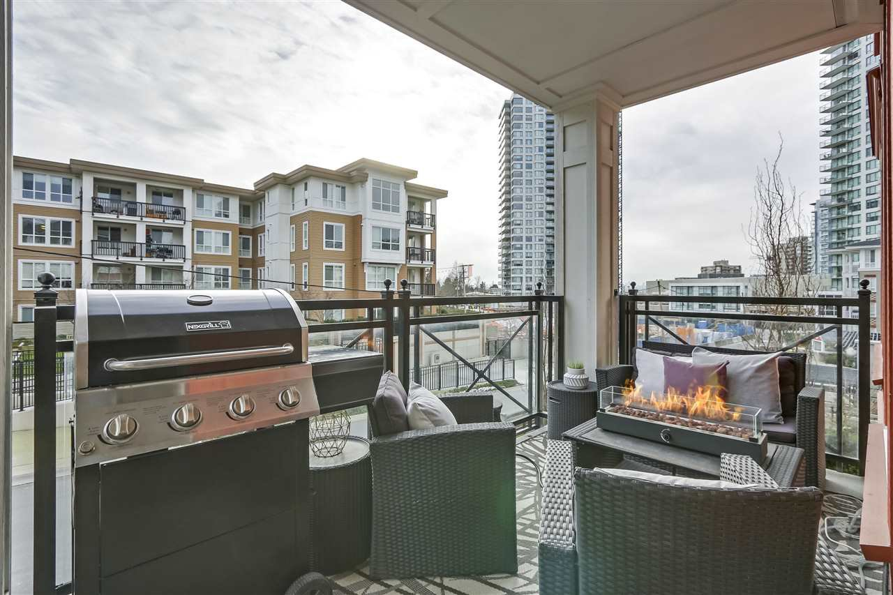 Main Photo: 215 618 COMO LAKE AVENUE in Coquitlam: Coquitlam West Condo for sale : MLS®# R2339987