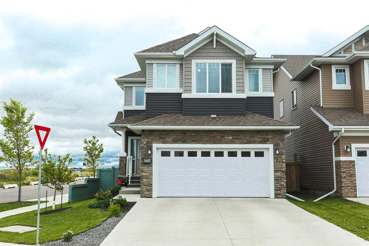 Main Photo: 16603 18 Avenue in Edmonton: Zone 56 House for sale : MLS®# E4170110