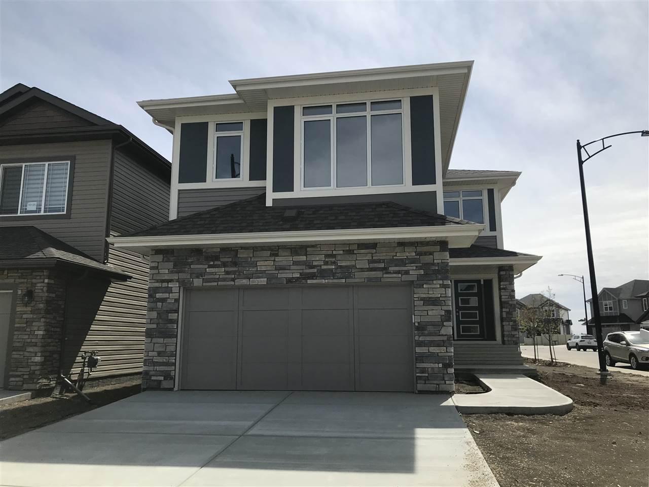 Main Photo: 16139 17 Avenue in Edmonton: Zone 56 House for sale : MLS®# E4178284