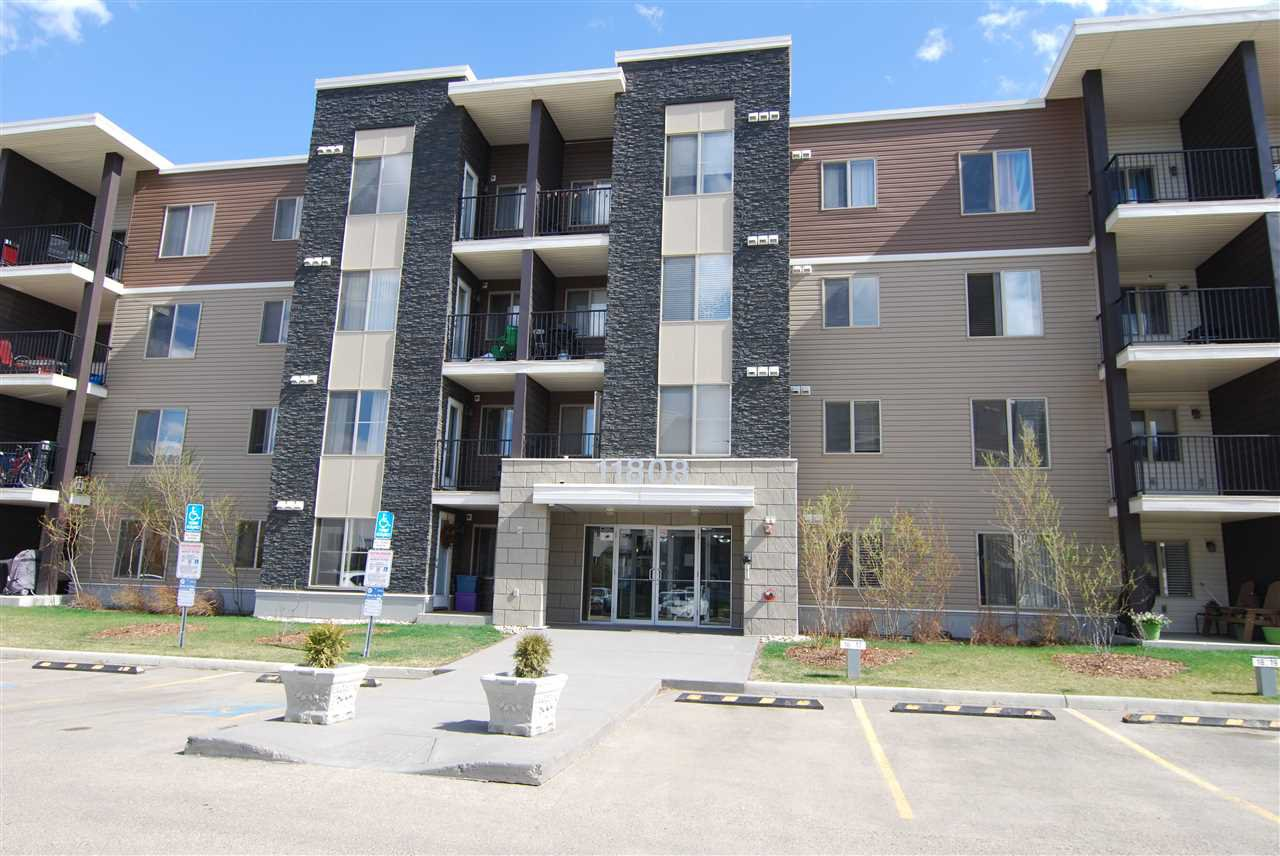 Main Photo: 401 11808 22 AVE in Edmonton: Zone 55 Condo for sale : MLS®# E4180231